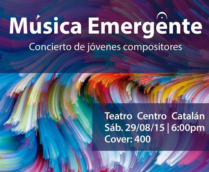 """""""Música Emergente"""" TEV apoya el talento de los compositores emergentes"""